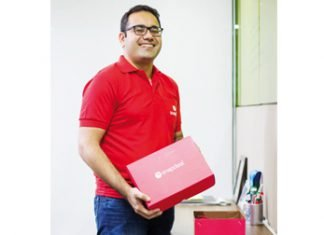 Snapdeal's co-founder and CEO, Kunal Bahl