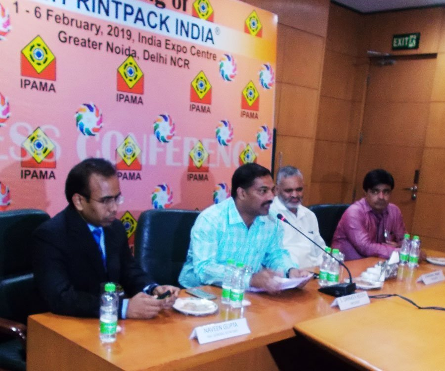 IPAMA's road map to the 14th biennial PRINTPACK INDIA | Packaging