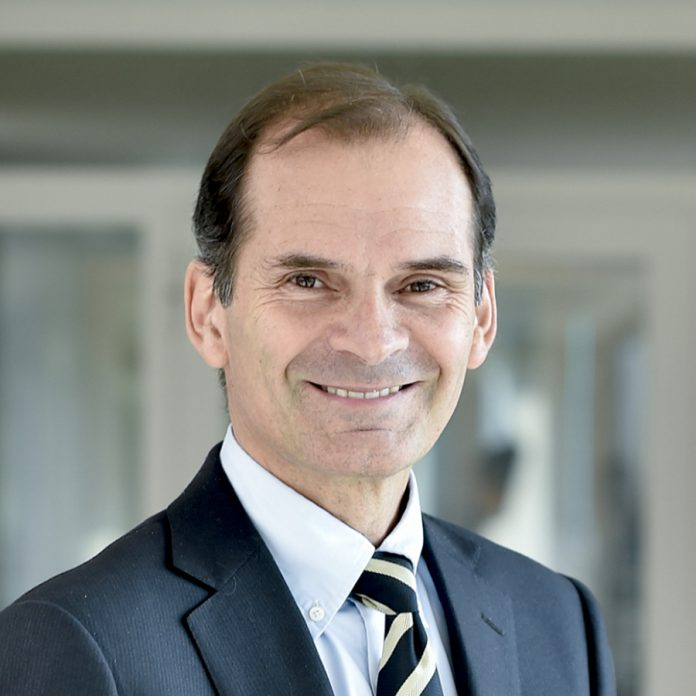 Dennis Jonsson, president and chief executive officer of Tetra Pak Group