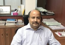Utsab Choudhuri, senior vice president, head – Technology at DIC India Limited. Photo PSA