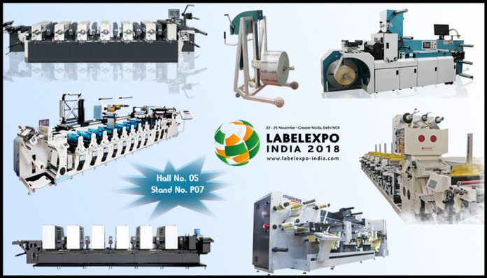 At Labelexpo India 2018, VINSAK will be demonstrating its product line in Hall 5 Stand P07
