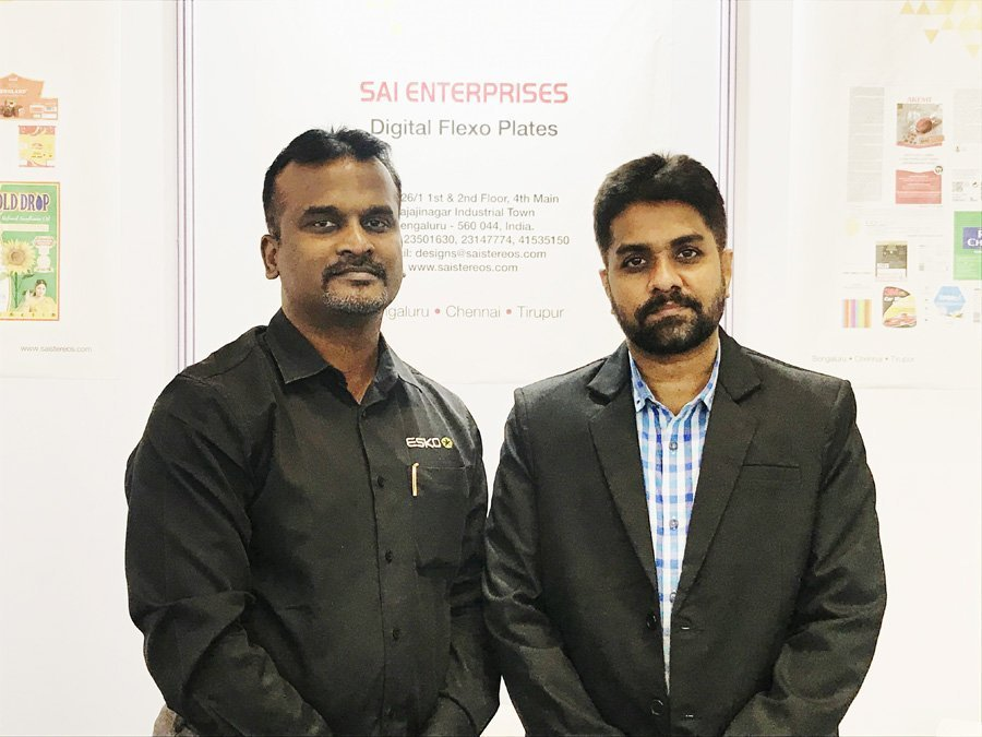 On the fourth day, Esko announced the sale of its CDI Spark 4260 to Sai Enterprises based in Bengaluru