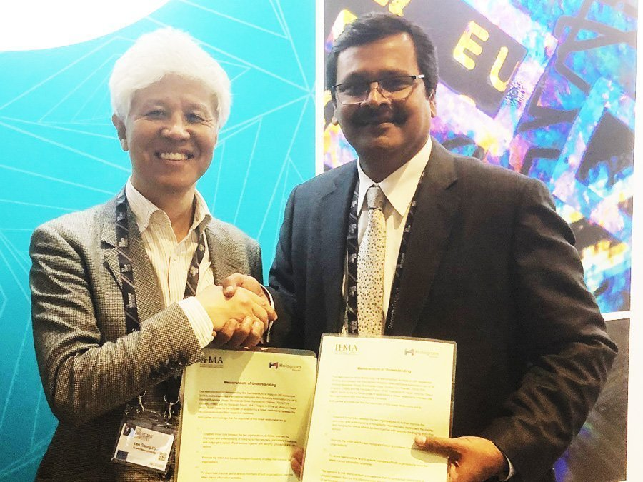 Hologram trade body looks East in new moves | Packaging South Asia