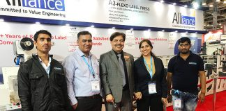 The Alliance team at Printpack 2019