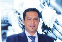 A Appadurai, country manager for HP Indigo.