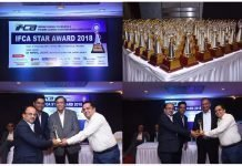 IFCA Star Awards 2018