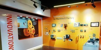B&R India Industrial Automation in Pune houses a demo room and a next-generation customer experience center, highlighting latest B&R hardware and technology.