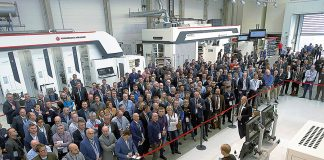 The Future of Flexo Open House at W&H Lengerich. Photo W&H