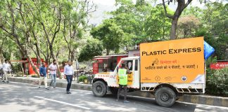 Nestlé India collaborates with Gati Foundation to collect Maggi wrappers and dry plastic waste from 'Maggi points' in Dehradun and Mussoorie.