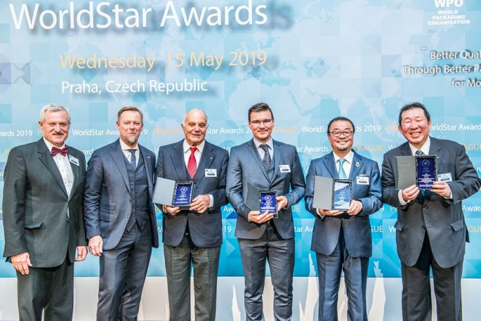The World Star Packaging Award recognizes excellence in packaging solutions from around the world that set international standards for the packaging industry owing to their design or the way they are manufactured