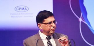 Sanjiv Mehta, CEO and managing director of Hindustan Unilever delivering the keynote at the 6th ElitePlus Conference in Mumbai