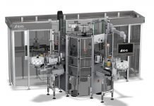 Innoket Neo labelling machine