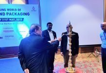 Suresh Gupta, president, IFCA lighting the ceremonial lamp