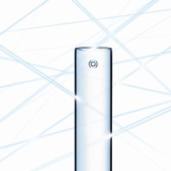 The company's perfeXion approach ensures 100% inspection of each FIOLAX tube