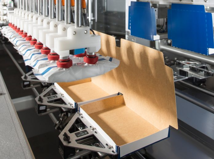 Bosch has sold its packaging machinery business
