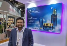 Amit Gupta, director, Mahika Packaging at Cosmoprof India