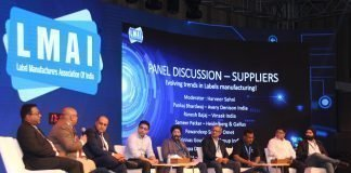 Suppliers' panel discussion at LMAI 2019 in Kochi.