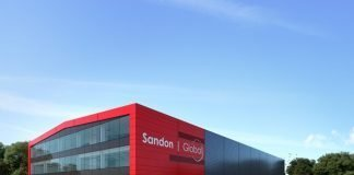 New Sandon Global HQ