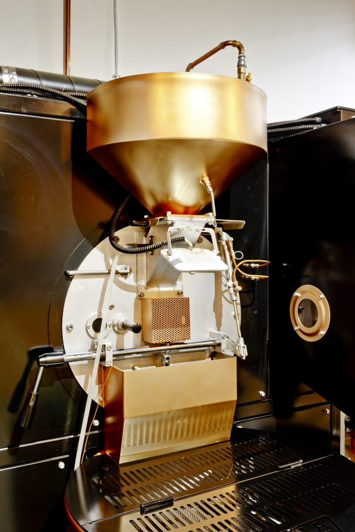 STA Impianti launches RBL 15 for roasting of speciality coffee