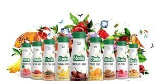 Storia foods and beverages have come out with a range of natural shakes available in nine exciting flavors and contain natural fruits and ingredients with mango, banana and strawberry being the highest fruit content shakes in India