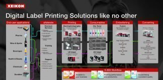 Xeikon launches 'TRANSFORM' at Labelexpo Europe
