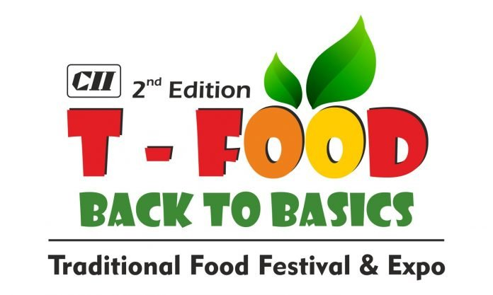 The second edition of T-Food (Traditional Food Festival & Expo) 2019 is being organized by CII between 23 and 25 August 2019 at Chennai Trade Centre
