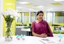 Anjana Gosh, director - Marketing & Business Development at Bisleri International.