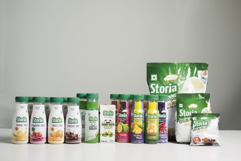 Storia plans to reach 1 lakh retail outlets by 2020