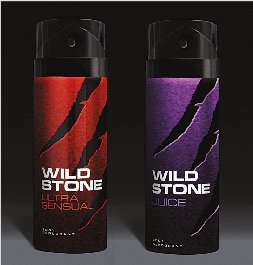 The rich visual appeal of metal packaging for deodorants. Courtesy: Itu Chaudhuri Design