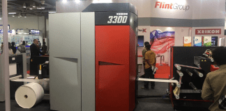 Xeikon at Labelexpo India 2018.