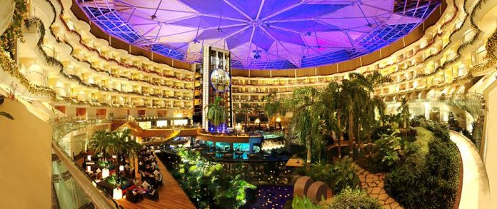 Hotel Sahara Star, Mumbai, venue for the 8th Speciality Films and Flexible Packaging Global Summit