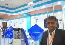 Abhay Dutta, director of UV Graphics