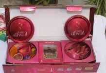 Packaged Diwali puja kits