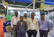 Valco Melton India team at Intelpack 2019