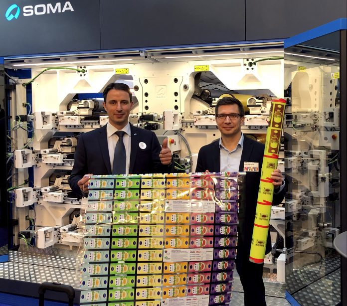 Soma stand at K 2019 Photo PSA