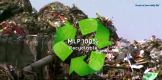 Recycling multi-layer plastics