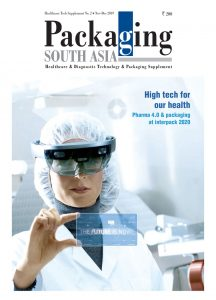 Healthcare & Diagnostic technology & Packaging Supplement by Packaging South Asia coming soon.