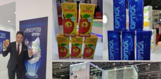 Asepto Eye launch by UFlex at Gulfood Manufacturing 2019