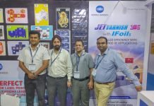 Konica Minolta India team at Propak India 2019