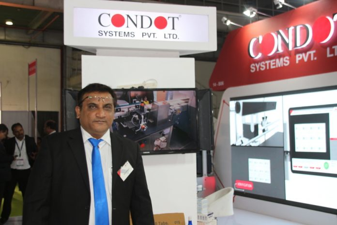Jigish Chiniwala, director, Condot Systems. Photo PSA