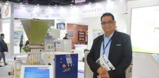 Sachin Dahake, deputy general manager of Marketing, Uflex. Photo PSA