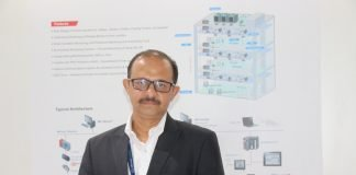Anil Bhise, senior manager – Sales (Pharma and F&B), Factory Automation and Industrial Division, Mitsubishi India. Photo PSA