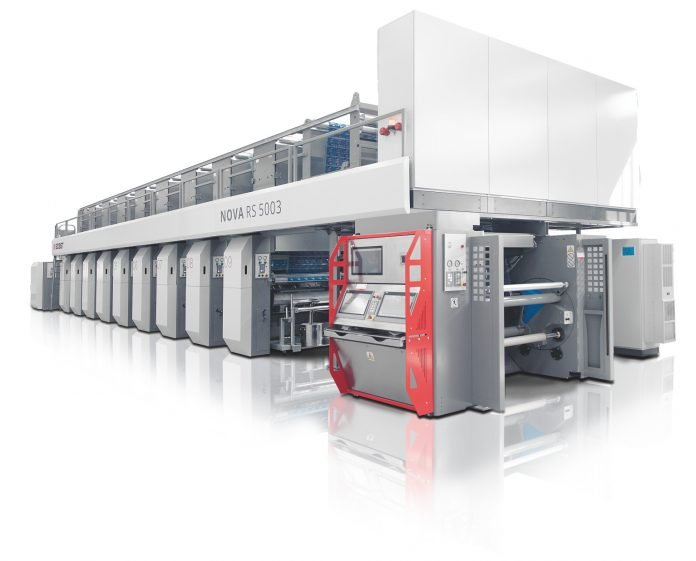 Bobst launches NOVA RS 5003