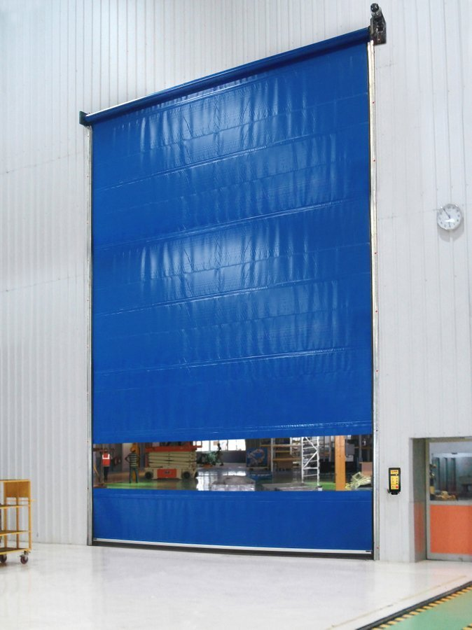 Prime high-performance doors