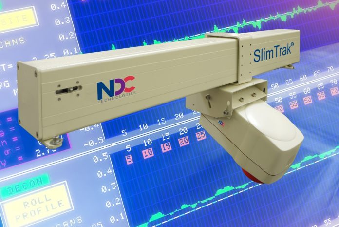 SMI installed an online scanner from NDC, USA