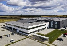 TRESU's headquarters and venue for the company's Flexo Tech on 31st. March 2020
