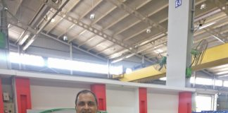 Venugopal Menon of Bobst India
