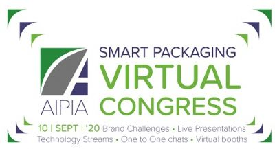AIPIA World Congress, the only global Smart Packaging event, to go Virtual in 2020