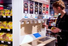 Nestlé's pilot for refilling cat food and coffee was first rolled out in three stores in Switzerland