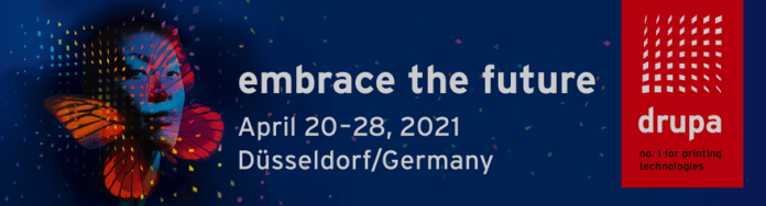The postponed drupa has been shortened by two days